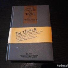 Libros de segunda mano: OBRES COMPLETES DE TÍSNER. VOLUM II (NOVEL·LES, 2). Lote 106616651