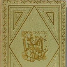 Libros de segunda mano: LAS MIL Y UNA NOCHES,EDICIONES NAUTA,BARCELONA.1966,2 TOMOS. Lote 107154291