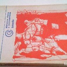 Libros de segunda mano: JUAN DE MAIRENA I-ANTONIO MACHADO-SEXTA EDICION EDITORIAL LOSADA BUENOS AIRES 1969. Lote 107295827