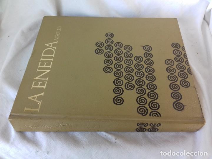 LA ENEIDA-VIRGILIO-EDITORIAL VERON-3ª EDICION 1971-ILUSTRADA-VER FOTOS (Libros de Segunda Mano (posteriores a 1936) - Literatura - Narrativa - Clásicos)