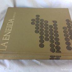 Libros de segunda mano: LA ENEIDA-VIRGILIO-EDITORIAL VERON-3ª EDICION 1971-ILUSTRADA-VER FOTOS. Lote 107297007
