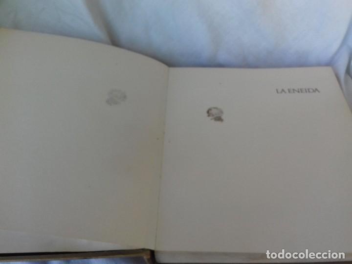 Libros de segunda mano: LA ENEIDA-VIRGILIO-EDITORIAL VERON-3ª EDICION 1971-ILUSTRADA-VER FOTOS - Foto 4 - 107297007