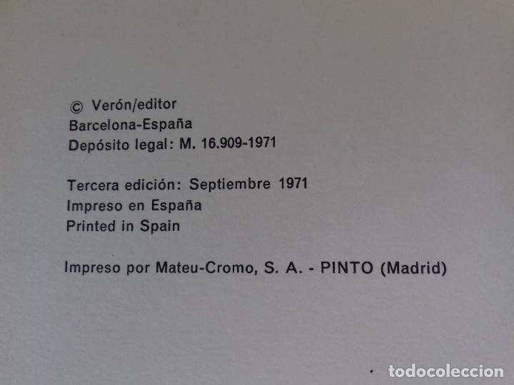 Libros de segunda mano: LA ENEIDA-VIRGILIO-EDITORIAL VERON-3ª EDICION 1971-ILUSTRADA-VER FOTOS - Foto 7 - 107297007