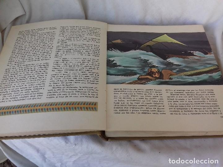 Libros de segunda mano: LA ENEIDA-VIRGILIO-EDITORIAL VERON-3ª EDICION 1971-ILUSTRADA-VER FOTOS - Foto 9 - 107297007