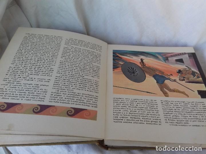 Libros de segunda mano: LA ENEIDA-VIRGILIO-EDITORIAL VERON-3ª EDICION 1971-ILUSTRADA-VER FOTOS - Foto 11 - 107297007