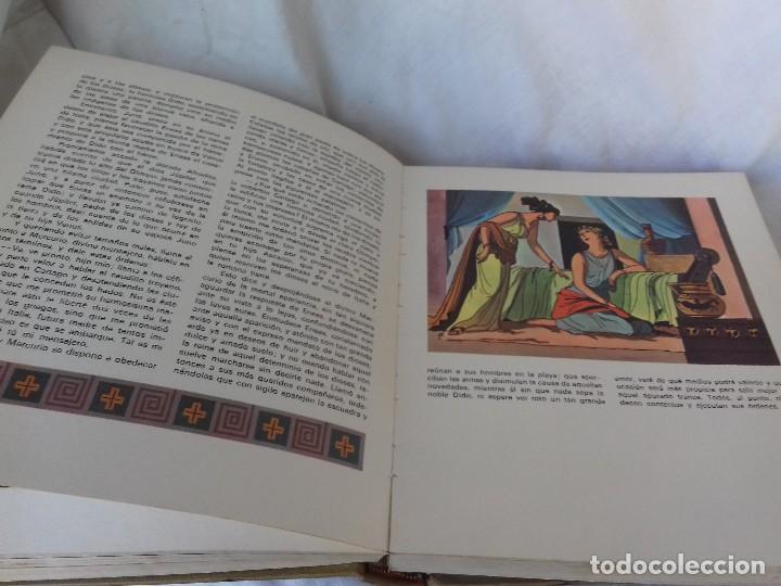 Libros de segunda mano: LA ENEIDA-VIRGILIO-EDITORIAL VERON-3ª EDICION 1971-ILUSTRADA-VER FOTOS - Foto 13 - 107297007