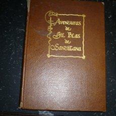 Libros de segunda mano: AVENTURAS GIL BLAS DE SANTILLANA 1791 VALENCIA FACSIMIL 1984 BARCELONA . Lote 108112499