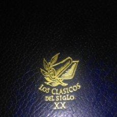 Libros de segunda mano: ANDRÉ MAUROIS. OBRAS COMPLETAS. TOMO I. LOS CLÁSICOS DEL SIGLO XX. JOSÉ JANÉS EDITOR. 1951. CARTONÉ. Lote 108994822