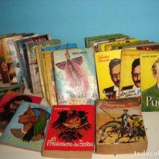 Libros de segunda mano: LOTE ENCICLOPEDIA PULGA. EDICIONES G.P.1952. Lote 109129835