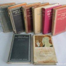 Libros de segunda mano: BIBLIOTECA DE AUTORES CRISTIANOS. 8 TOMOS. DIFERENTES TITULOS.. VER FOTOGRAFIAS ADJUNTAS. Lote 109173939
