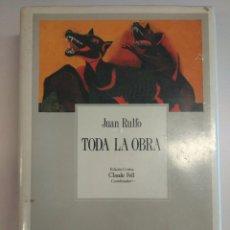 Libros de segunda mano: JUAN RULFO, TODA LA OBRA (ARCHIVOS-ALLCA XX). Lote 109356843