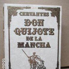 Libros de segunda mano: DON QUIJOTE DE LA MANCHA. MIGUEL DE CERVANTES. ILUSTRACIONES GUSTAVO DORE. 735 PAG. NUEVO. Lote 109403251