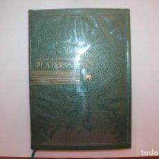 Libros de segunda mano: PLATERO Y YO, JUAN RAMÓN JIMÉNEZ, ILUSTRACIONES BENJAMÍN PALENCIA, EDICIONES NAUTA, 1964. Lote 110092931