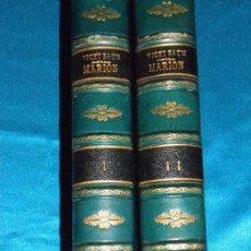Libros de segunda mano: VICKI BAUM, MARION · SUDAMERICANA, 1952 · TRAD: HORACIO LAURORA · ENC. ARTESANAL. Lote 110385415