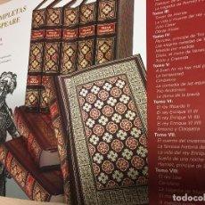 Libros de segunda mano: SHAKESPEARE, 8 TOMOS, OBRAS SELECTAS, COLECCIÓN PARA BIBLIÓFILOS Y COLECCIONISTAS. ILUSTRADOS, 19X15. Lote 110563319