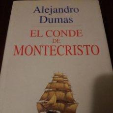 Libros de segunda mano: EL CONDE DE MONTECRISTO. ALEJANDRO DUMAS. EDITORIAL DEBATE. Lote 194203521