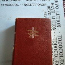 Libros de segunda mano: AVENTURAS DE GIL BLAS DE SANTILLANA, LESAGE. CLÁSICOS VERGARA.1964. Lote 112898948