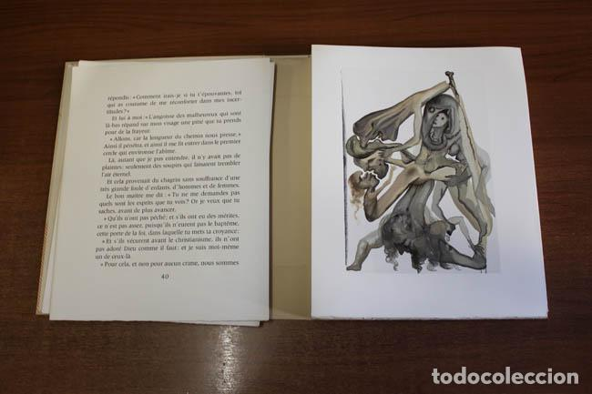 Libros de segunda mano: LA DIVINE COMÉDIE. ALIGHIERI, Dante. [Dalí ilustrador.] - Foto 4 - 112990611