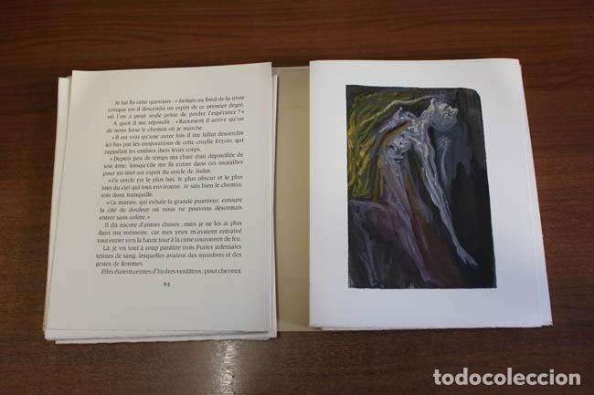 Libros de segunda mano: LA DIVINE COMÉDIE. ALIGHIERI, Dante. [Dalí ilustrador.] - Foto 5 - 112990611