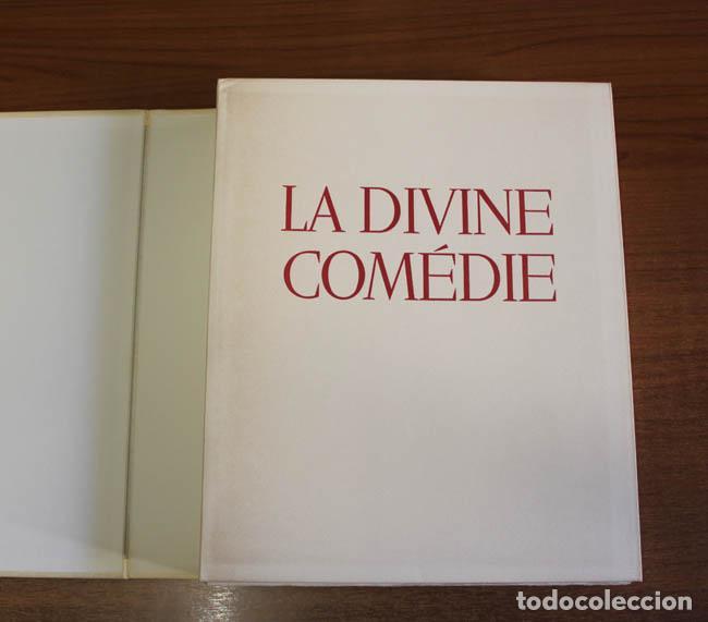 Libros de segunda mano: LA DIVINE COMÉDIE. ALIGHIERI, Dante. [Dalí ilustrador.] - Foto 7 - 112990611