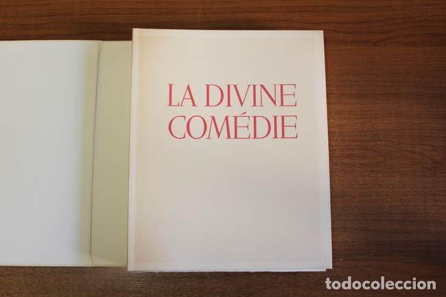 Libros de segunda mano: LA DIVINE COMÉDIE. ALIGHIERI, Dante. [Dalí ilustrador.] - Foto 11 - 112990611