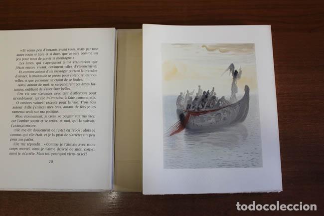 Libros de segunda mano: LA DIVINE COMÉDIE. ALIGHIERI, Dante. [Dalí ilustrador.] - Foto 13 - 112990611