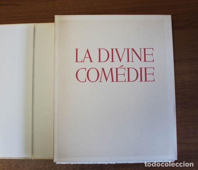 Libros de segunda mano: LA DIVINE COMÉDIE. ALIGHIERI, Dante. [Dalí ilustrador.] - Foto 15 - 112990611