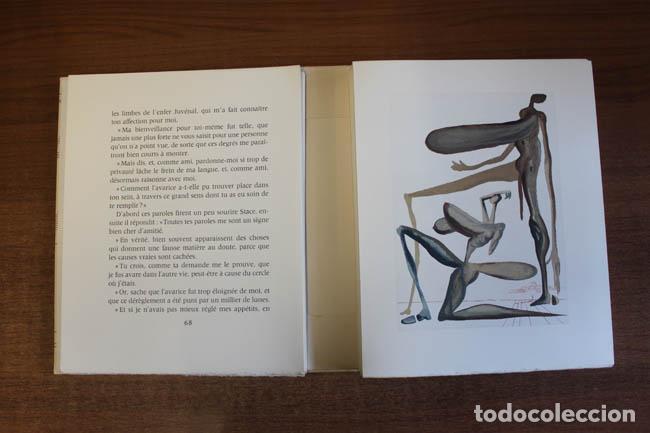 Libros de segunda mano: LA DIVINE COMÉDIE. ALIGHIERI, Dante. [Dalí ilustrador.] - Foto 18 - 112990611