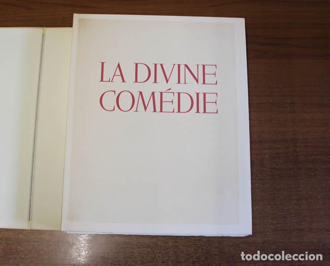 Libros de segunda mano: LA DIVINE COMÉDIE. ALIGHIERI, Dante. [Dalí ilustrador.] - Foto 20 - 112990611