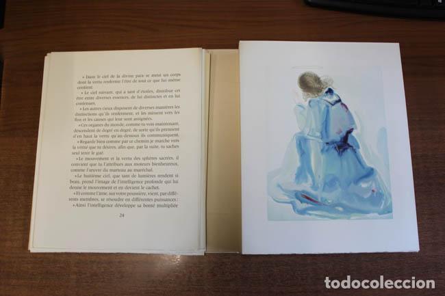Libros de segunda mano: LA DIVINE COMÉDIE. ALIGHIERI, Dante. [Dalí ilustrador.] - Foto 22 - 112990611