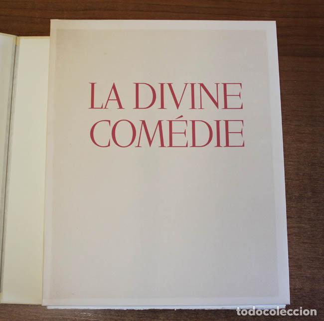 Libros de segunda mano: LA DIVINE COMÉDIE. ALIGHIERI, Dante. [Dalí ilustrador.] - Foto 25 - 112990611