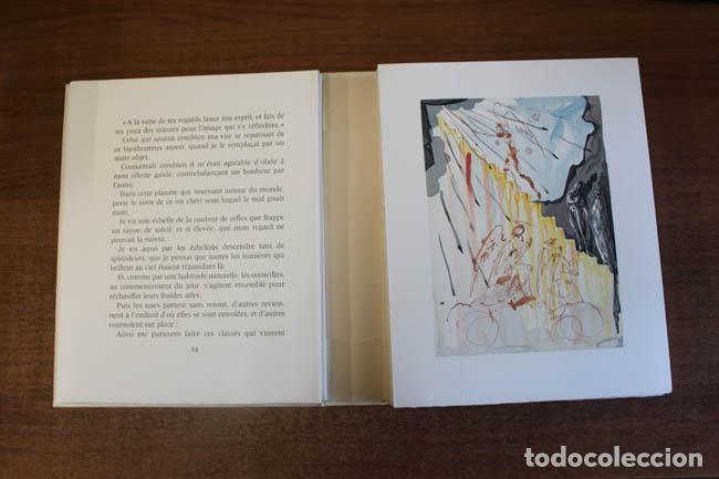 Libros de segunda mano: LA DIVINE COMÉDIE. ALIGHIERI, Dante. [Dalí ilustrador.] - Foto 28 - 112990611