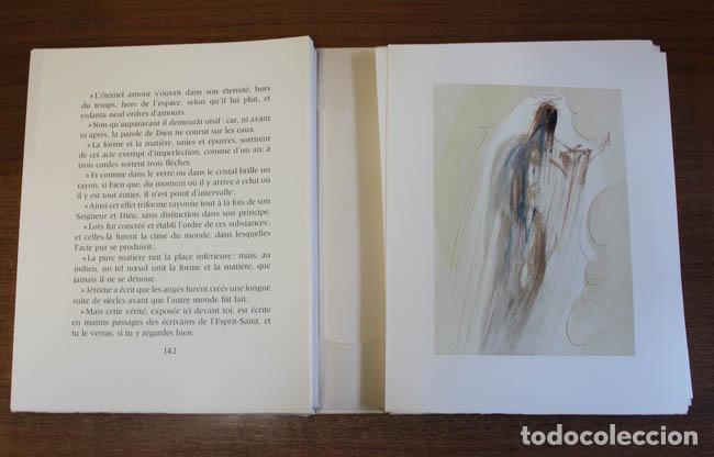 Libros de segunda mano: LA DIVINE COMÉDIE. ALIGHIERI, Dante. [Dalí ilustrador.] - Foto 29 - 112990611