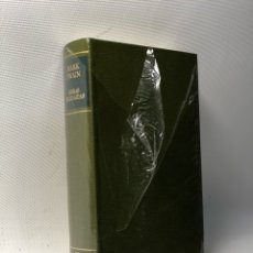 Libros de segunda mano: MARK TWAIN OBRAS ESCOGIDAS AGUILAR. Lote 113295828