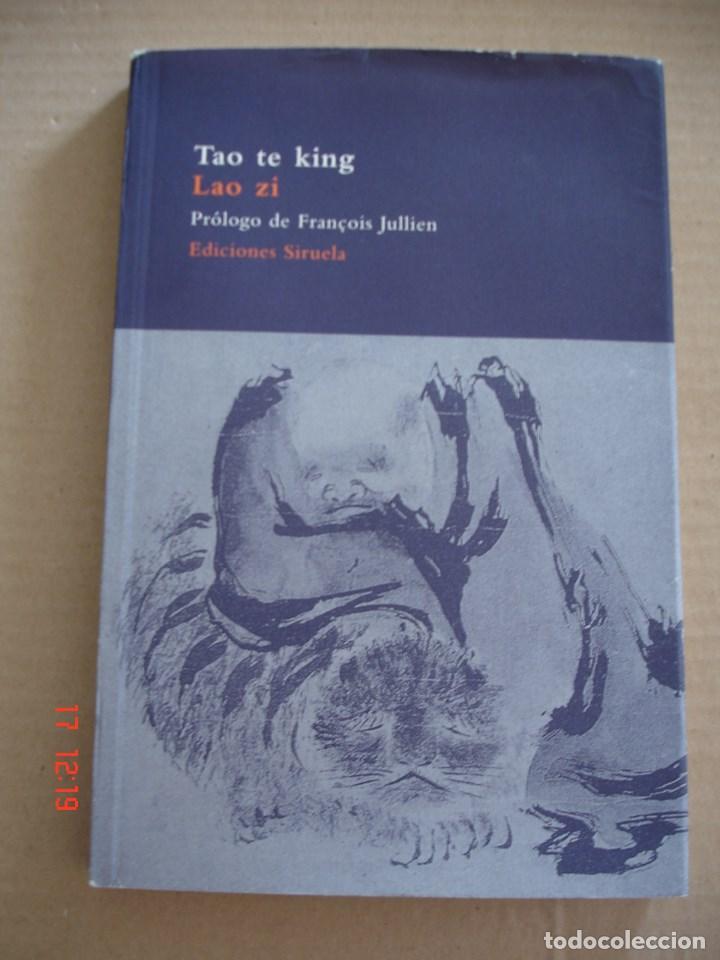 Tao te king.libro del curso y de la virtud - la - Vendido