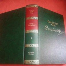 Libros de segunda mano: OBRAS COMPLETAS. CAMILO JOSÉ CELA. TOMO 1.. Lote 113475199