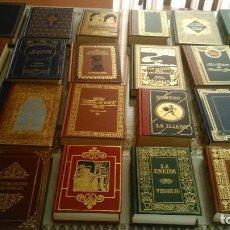 Libros de segunda mano: GRANDES GENIOS DE LA LITERATURA UNIVERSAL. Lote 113835659