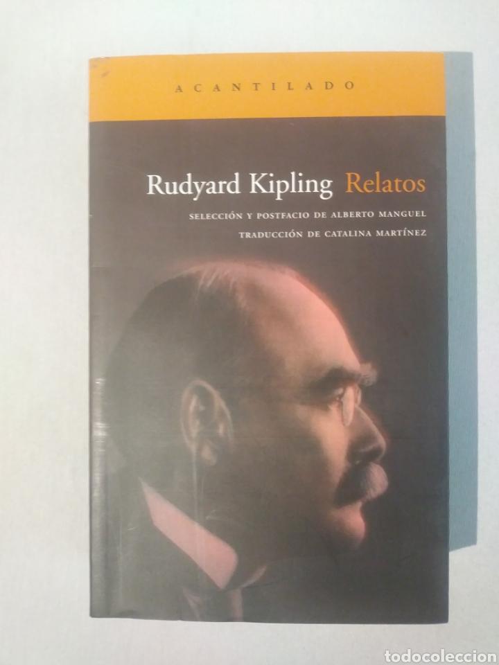 5296fbe2e RUDYARD KIPLING, RELATOS · ACANTILADO (Libros de Segunda Mano (posteriores  a 1936)