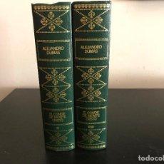 Libros de segunda mano: EL CONDE DE MONTECRISTO TOMO I Y II COMPLETA. ALEJANDRO DUMAS 1973. Lote 114899999