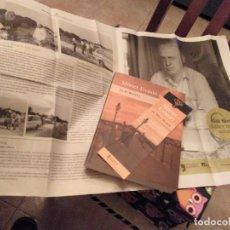 Libros de segunda mano: DIFICIL TOMO Y UNICO EN TC MISTER EVASIO BLAI BONET 2009 INCLUYE PUNTO Y PERIODICO SOBRE EL. Lote 115246955