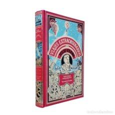 Libros de segunda mano: VEINTE MIL LEGUAS DE VIAJE SUBMARINO II / CINCO SEMANAS EN GLOBO / 1982 JULIO VERNE. Lote 115291519
