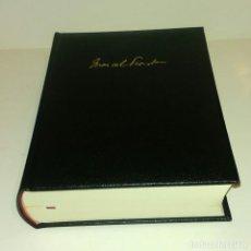 Libros de segunda mano: PROUST. OBRAS COMPLETAS. TOMO II. AGUILAR.. Lote 115600035