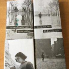 Libros de segunda mano: COLECCIÓN ESCRITORAS DE POSGUERRA. CÍRCULO DE LECTORES. Lote 116448303