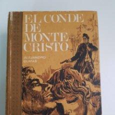 Libros de segunda mano: EL CONDE DE MONTE CRISTO (ALEJANDRO DUMAS). Lote 116472831