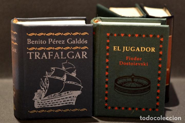 Libros de segunda mano: LOTE 4 LIBRO GRANDES OBRAS DE LA LITERATURA EN MINIATURA PLANETA DE AGOSTINI - Foto 2 - 98982343