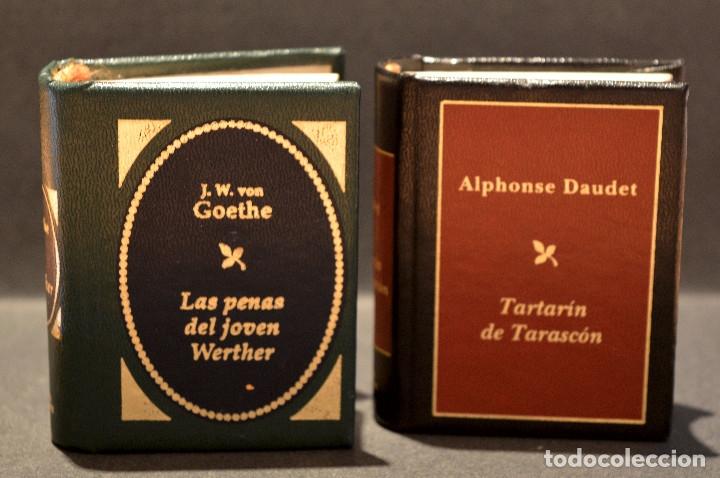 Libros de segunda mano: LOTE 4 LIBRO GRANDES OBRAS DE LA LITERATURA EN MINIATURA PLANETA DE AGOSTINI - Foto 4 - 98982343