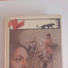 Libros de segunda mano: LA HIJA DEL CAPITÁN. ALEXANDR S. PUSHKIN. COLECCION TUS LIBROS, ANAYA Nº 34. 1ª ED. 1983.. Lote 117425351