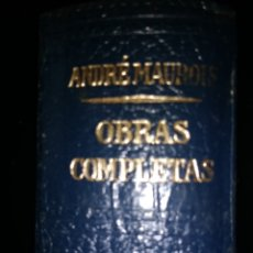 Libros de segunda mano: ANDRÉ MAUROIS. OBRAS COMPLETAS. TOMO III. LOS CLÁSICOS DEL SIGLO XX. JOSÉ JANÉS EDITOR. PRIMERA EDIC. Lote 117812392