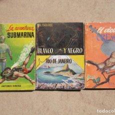Libros de segunda mano: ENCICLOPEDIA PULGA, NÚMEROS 21, 51, 84. Lote 117980011