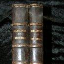Libros de segunda mano: BARCELONA Y SUS MISTERIOS - 2 TOMOS - COMPLETA - ANTONIO ALTADILL - 1860. Lote 118078455